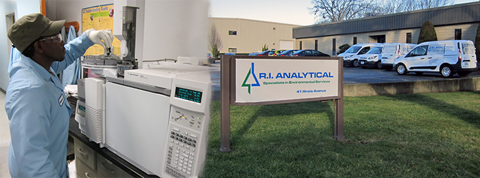 R.I. Analytical Laboratories would like to extend an invitation to all to come tour our facilities, meet our team of professionals, and discuss how we can put our 40 years of experience to work for you.